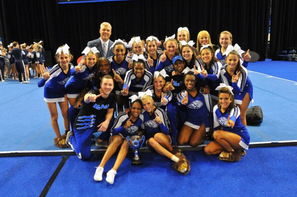 Congratulations To The 2013 2014 Ghsa State Cheerleading