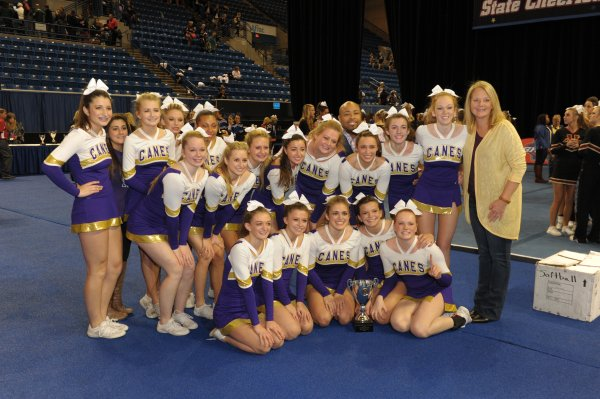 Congratulations To The 2014 15 Ghsa Cheerleading State