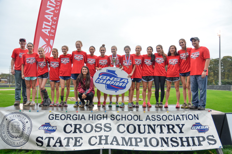 ghsa cross country state meet 2015
