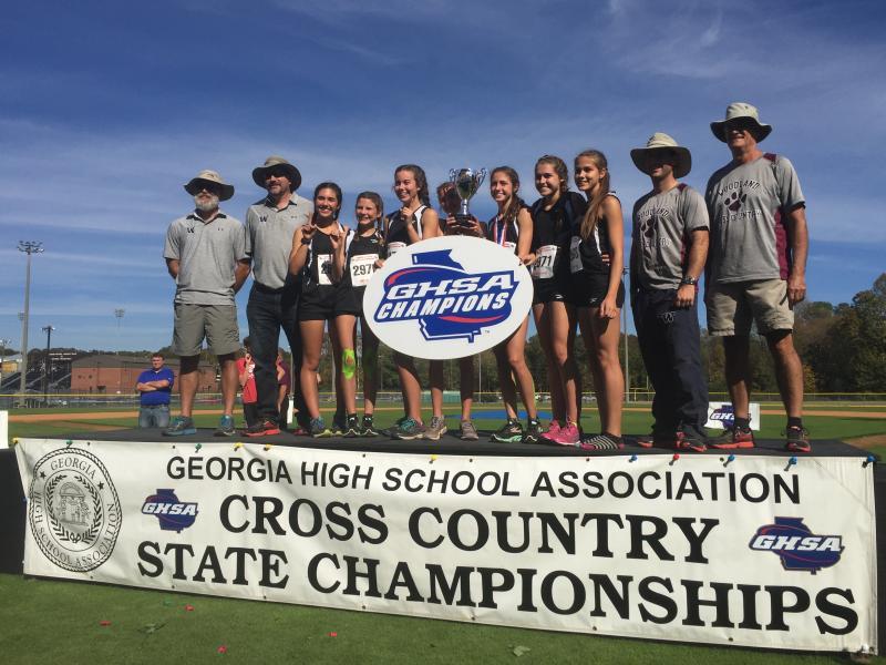 high schools marist eagles atlanta girls cross country home