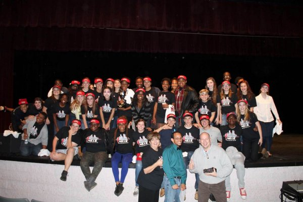 Congratulations to the 2013-2014 One Act Play State Champions!